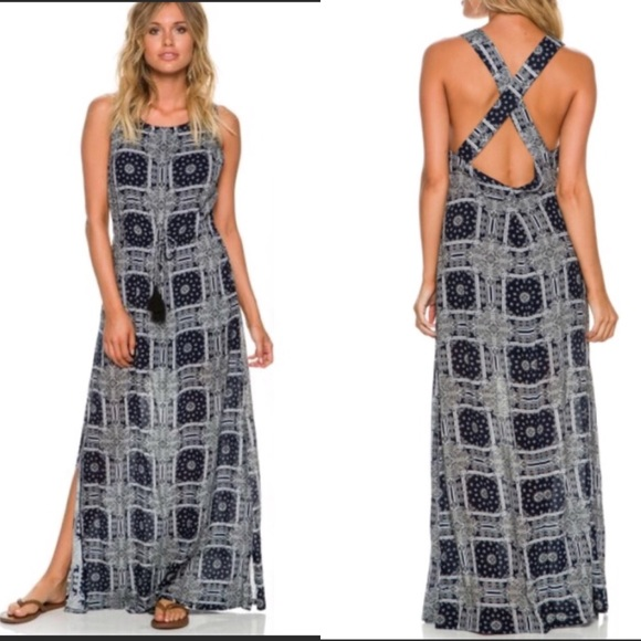 1152e9a7b8 Sea Gypsies Dresses | Nwot Bowie Maxi Dress | Poshmark